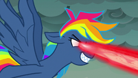 Fantasy Rainbow shoots lasers from her eyes S7E23