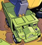 MLP Transformers issue 2 Long Haul
