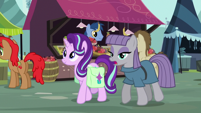 "File:Maud Pie ""rocks take on different properties"" S7E4.png"