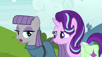 """Maud Pie answers Starlight Glimmer """"yes"""" S7E4"""