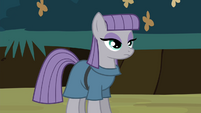 Maud Pie waiting S4E18