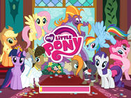 My Little Pony (mobile game) Slice of Life loading screen