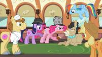 Pinkie's Accusal