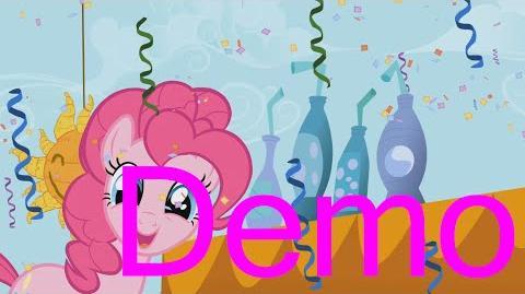 Pinkie's Gala Fantasy Song - Russian (Demo)