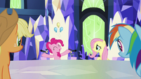 """Pinkie """"the perfect ones to leave it in"""" S9E14"""