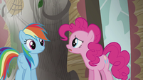 Pinkie -No wonder Twilight's book ended with the coronation of King Guto- S5E8