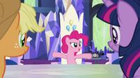 "Pinkie Pie ""I almost forgot!"" S9E14"