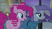 "Pinkie Pie ""the Ponyville Sticker Convention"" S8E3"