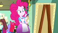 Pinkie Pie thinking of something to paint SS10.png