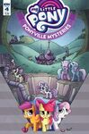 Ponyville Mysteries issue 4 cover A