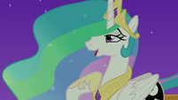 Princess Celestia -easier than raising the sun- S7E10