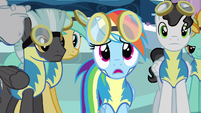 Rainbow Dash disbelief S3E7