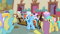 Rainbow Dash rescues Pony Citizens S2E8.png