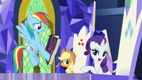 "Rarity ""at least make them fabulous"" S7E14"