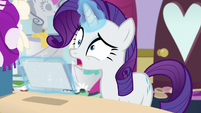 "Rarity ""has it been that long?"" S7E6"