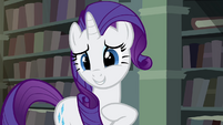 Rarity -always been so generous to me- S4E25