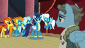 "Soarin ""Wonderbolts look out for each other!"" S5E15.png"