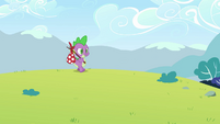 Spike on an adventure S2E21