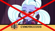 "Sugarcoat misspells ""cymotrichous"" EG3"