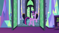 "Twilight ""We're going to Canterlot!"" S5E12"