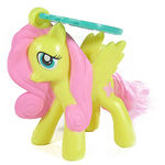 2012 McDonald's Fluttershy toy