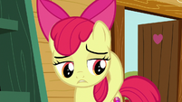 "Apple Bloom ""that mark's probably not gonna happen"" S6E19"
