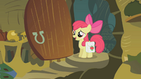 "Apple Bloom ""why wouldn't I be?"" S1E09"