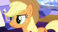 Applejack -if anypony should be able- S5E3