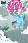 Comic issue 26 cover RI