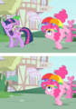 FANMADE Disappearing Twilight and Spike S1E15.png