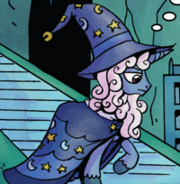FIENDship is Magic issue 3 Starswirl the Bearded