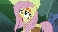 Fluttershy -you really are aggressive!- S7E20