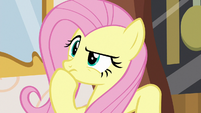 Fluttershy thinking of another idea S7E12