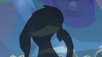Harmless shadow of rocks S8E22
