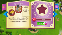 Igneous Rock album page MLP mobile game