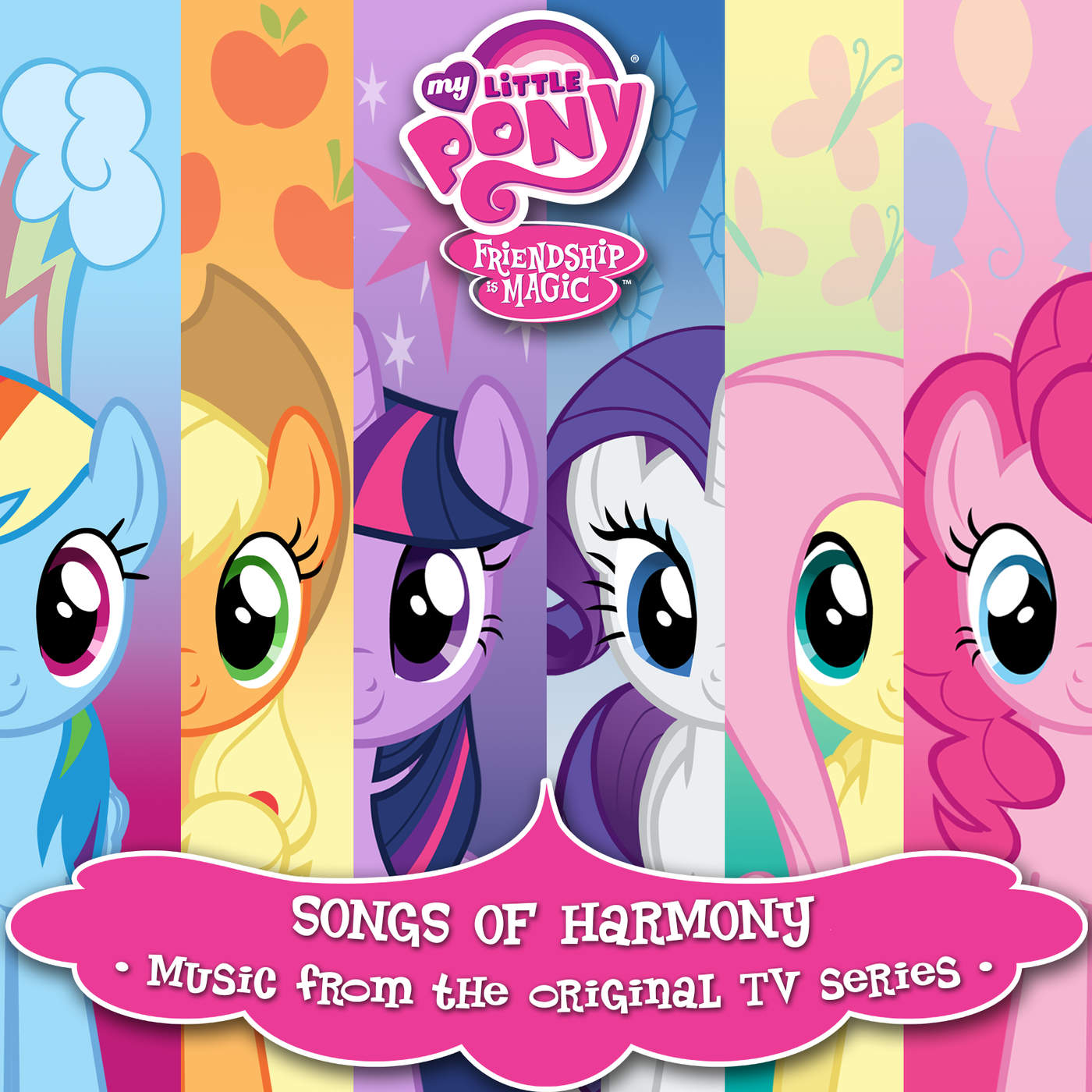 Songs of Harmony | My Little Pony Friendship is Magic Wiki ...