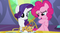 Pinkie -Somepony's gonna get a very special pancake!- S5E03