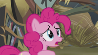 Pinkie -can't you remember when she was-- S5E8