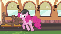 Pinkie Pie explaining what happened 4 S2E24