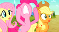 Pinkie Pie freaking out S3E12.png