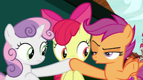 """Scootaloo """"you need to play it cool!"""" S9E23"""