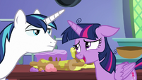 "Twilight Sparkle ""a little Twily-nanas"" MLPBGE"