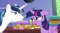 "Twilight Sparkle ""a little Twily-nanas"" MLPBGE"