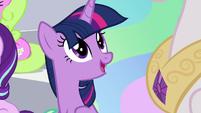 "Twilight Sparkle ""of course"" S9E15"