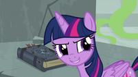 """Twilight Sparkle confident """"let's do this!"""" S7E25"""