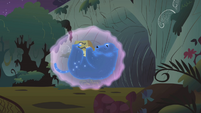 Ursa minor being returned to its cave S1E06