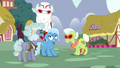 Anger-infected ponies surround Trixie again S7E2.png