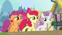 "Apple Bloom ""then we thought of you"" S9E22"