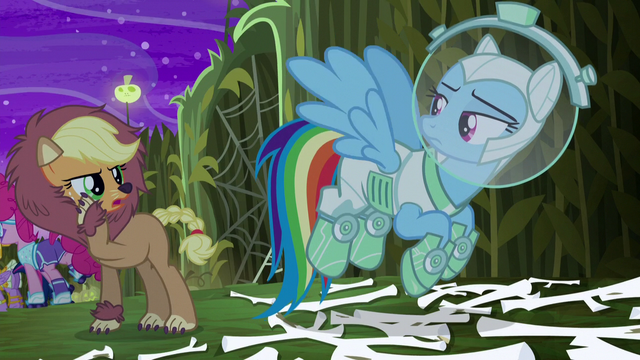 "File:Applejack ""try to keep up the illusion"" S5E21.png"