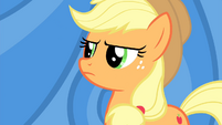 Applejack admitting to lying S4E20